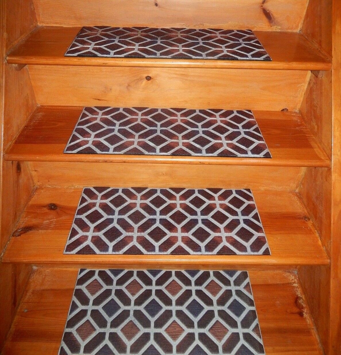 4 Step 10 X 24 100 Rubber Outdoor Stair Treads For Sale Online   Best Outdoor Stair Treads   Stair Stringers   Wood   Carpet   Spiral Staircase   Carpet Stair