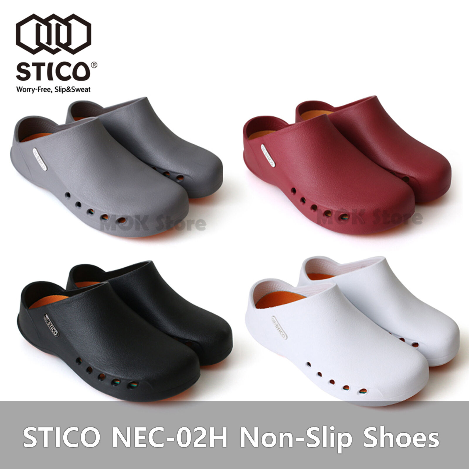 Best Kitchen Non Slip Shoes