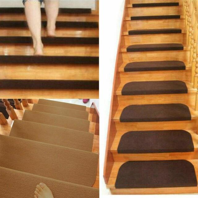 Dean Bullnose Non Skid Diy Carpet Stair Treads Cranberry Scroll | Stair Carpet With Border | Stairway | Design | Stair Runner Matching Landing | Runner | Cream
