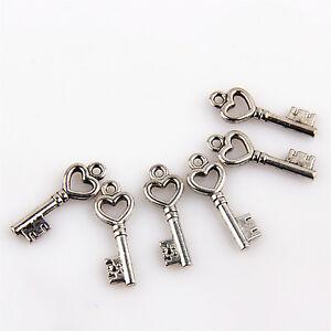 mini key pendant # 86