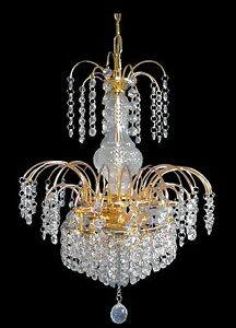 crystal chandelier traditional # 26