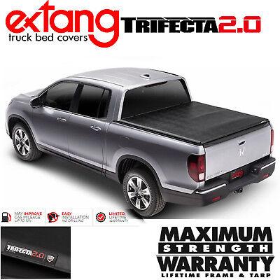 Extang Trifecta 2 0 Tri Fold Tonneau Cover 2017 2020 Honda