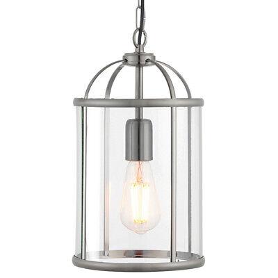 lantern pendant with shade # 62