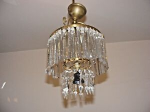 crystal chandelier tiered # 85