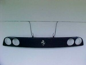 Ferrari 355 Rear Body Light Finish Panel_Emblem_64107900 ...