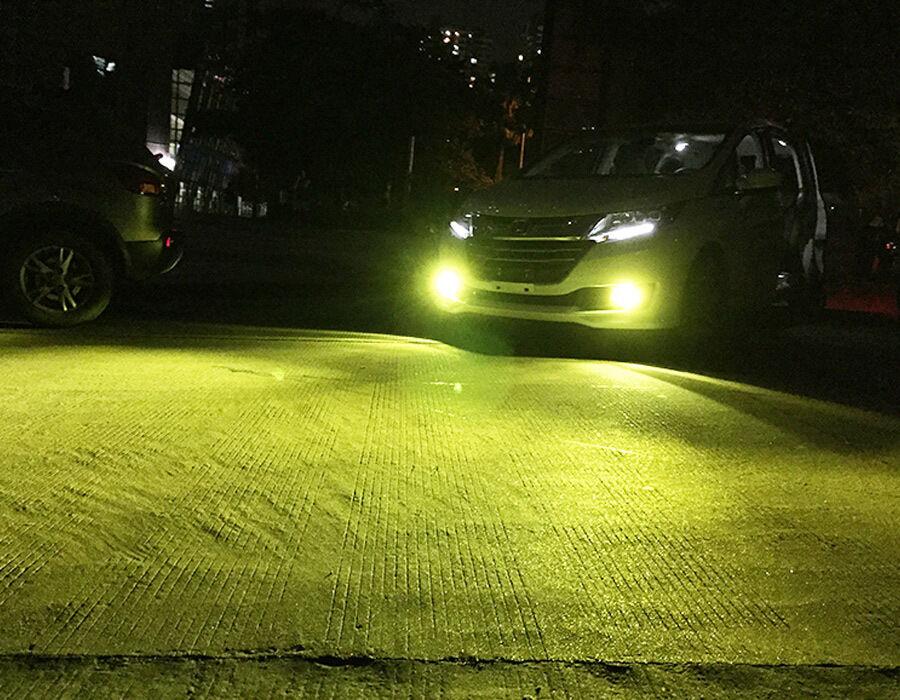 Yellow Led Fog Lights