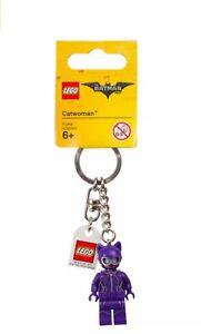 Lego Batman Movie 2017 Catwoman Key Chain 853635 New With ...