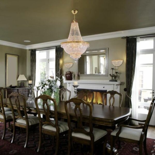 crystal chandelier for foyer # 30