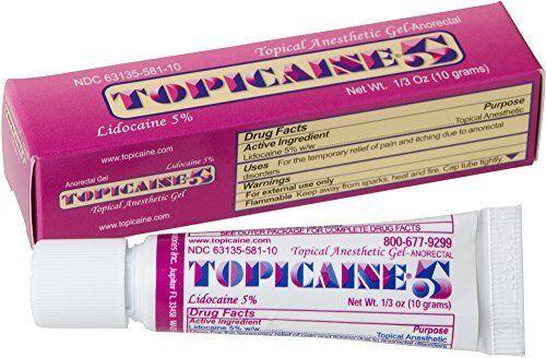Strongest Numbing Cream Lidocaine