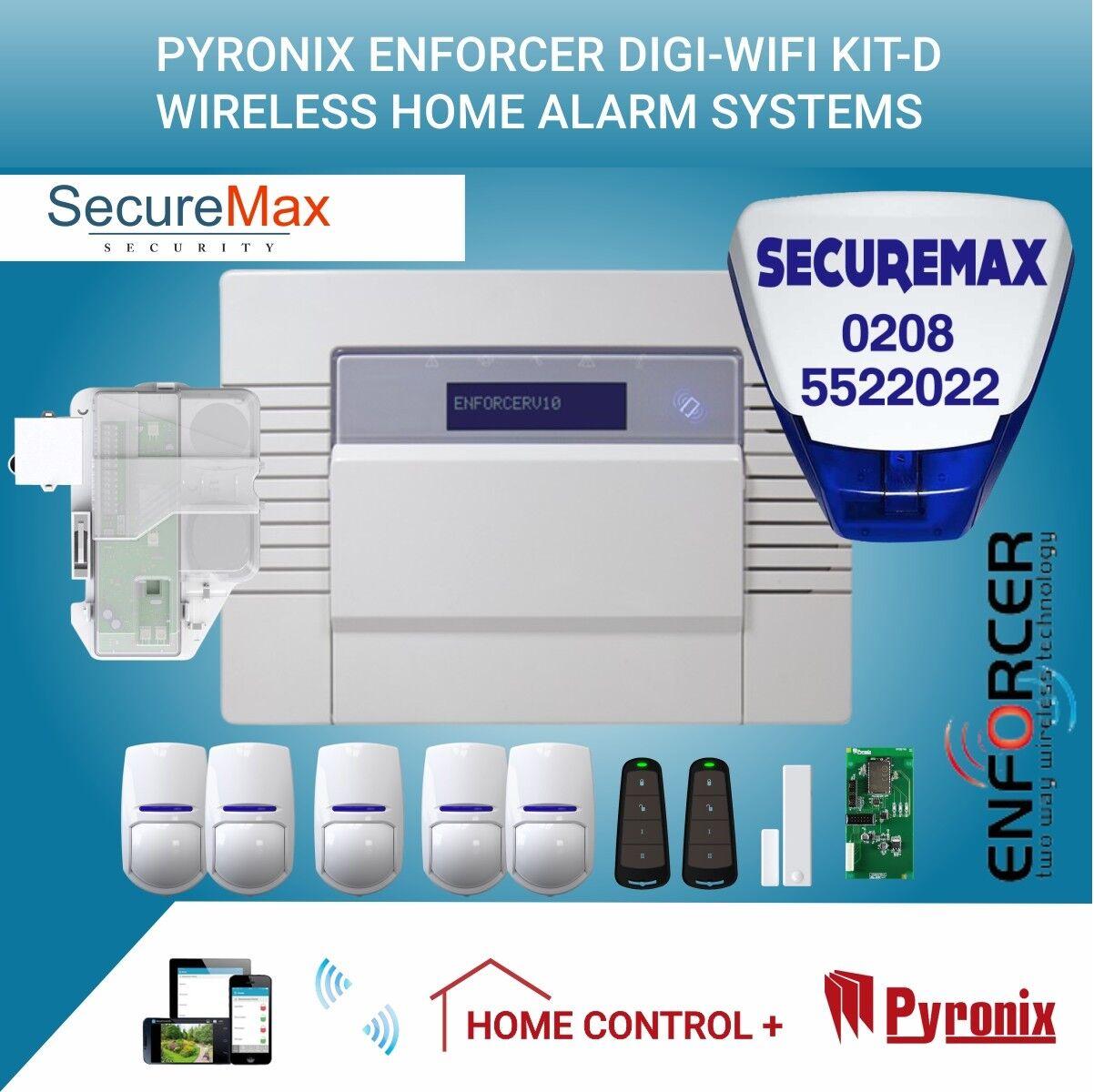 Wireless Alarm System Ebay Uk