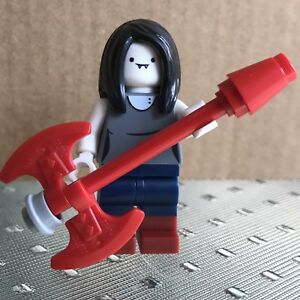 LEGO Marceline the Vampire Queen from Adventure Time Minifigure     Image is loading LEGO Marceline the Vampire Queen from Adventure Time