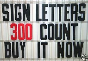 8  Outdoor Portable Marquee Changeable Sign Letters 300   eBay Image is loading 8 034 Outdoor Portable Marquee Changeable Sign Letters