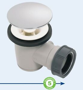 Ablauf Dusche flach H 85 mm Sifon Duschablauf Ø 50 mm Abfluß D 50 mm