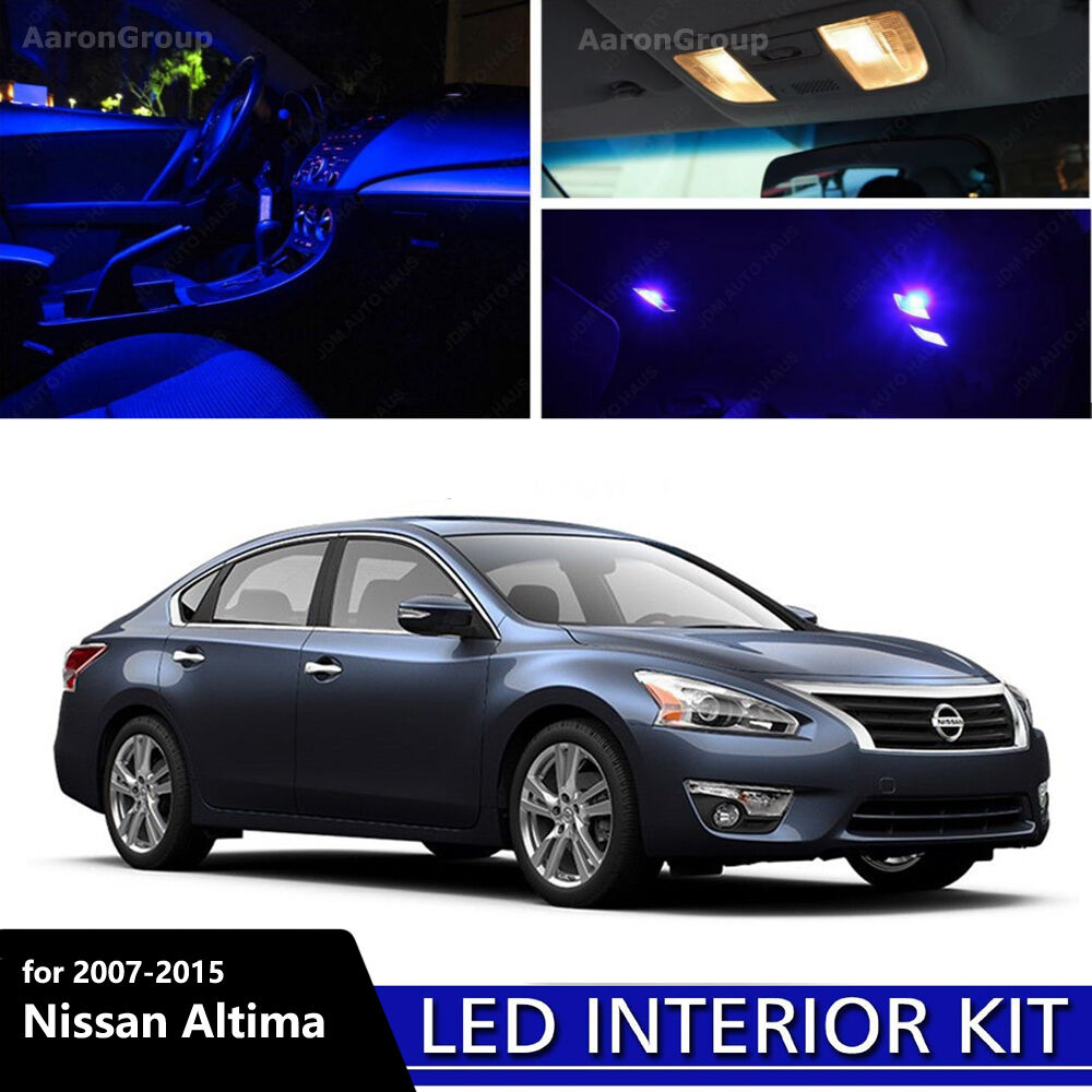 Nissan Altima Led Lights