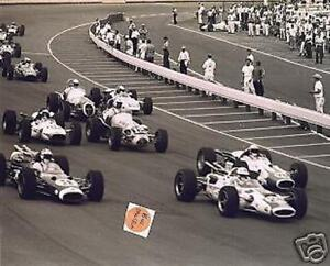 AL UNSER ART POLLARD BOBBY UNSER INDY 500 8 X 10 PHOTO | EBay