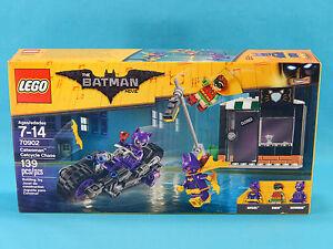 Lego Batman Movie 70902 Catwoman Catcycle Chase 139pcs New ...