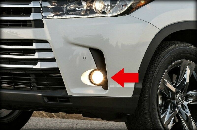 Replacement Fog Light Bulbs
