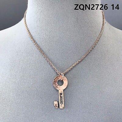 mini key pendant # 46