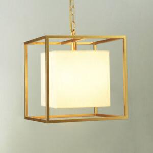 lantern pendant with shade # 8