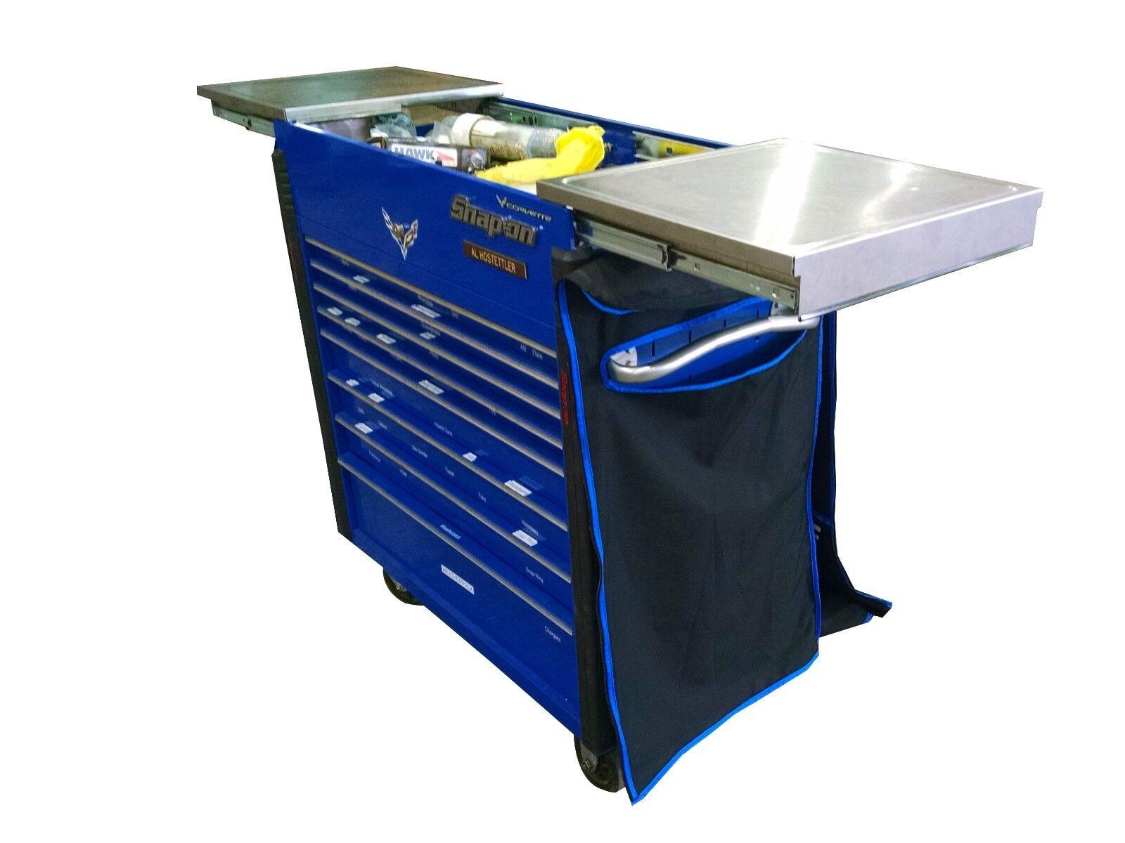Matco Tool Cart Sliding Top
