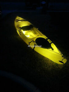 Boat Led Lights For Kayak Canoe Fishing Bass Boats