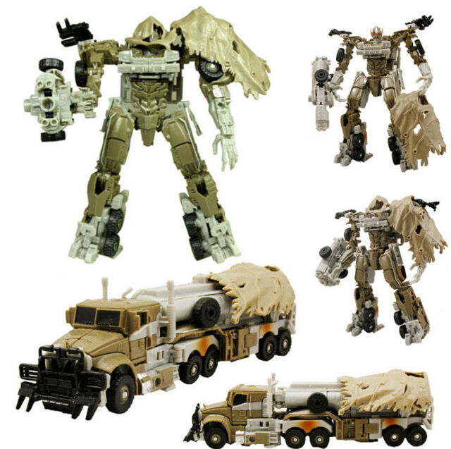 Dark of The Moon - Transformers 4 Megatron Movie Action ...