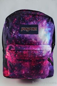 JANSPORT HIGH STAKES MULTI INTERGALACTIC GALAXY BLACK ...
