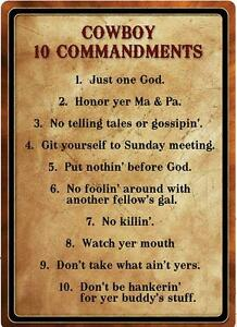 10 commandments bible # 2