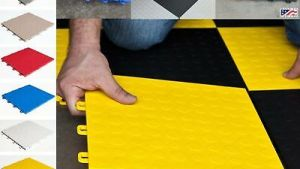 Garage Floor Tiles Interlocking Mats Coin Top Basement