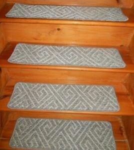 13 Step 9 X 30 Landing 26 X 30 Sisal Natural Carpet Stair | Sisal Carpet Stair Treads | Oak Valley | Skid Sisal | Stair Runner | Fiber Sisal | Landing Mat