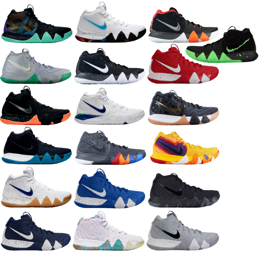Kyrie Irving Shoes Mens