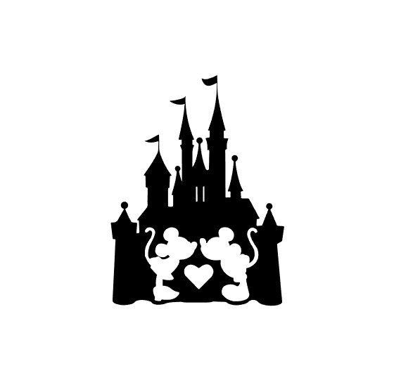 Disney Svg Free Castle
