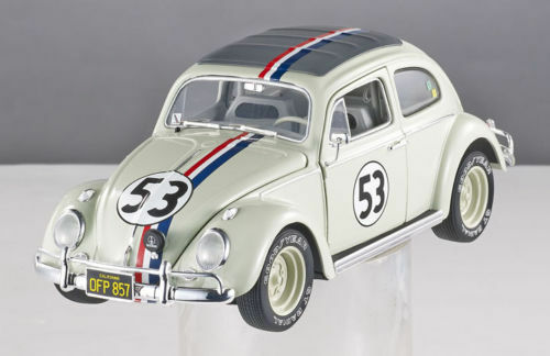 Hot Wheels Elite Cult Herbie Quot The Love Bug Quot 53 Goes To