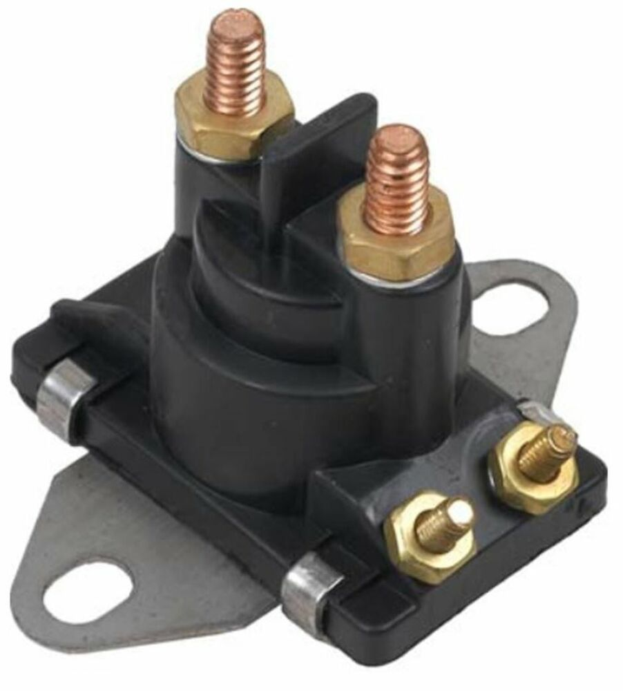 Outboard Ignition Switch