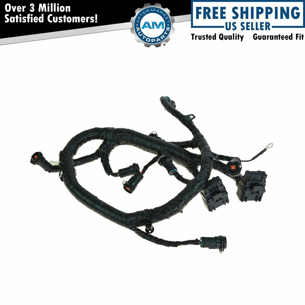 Ford 5000 Gas Wiring Harness