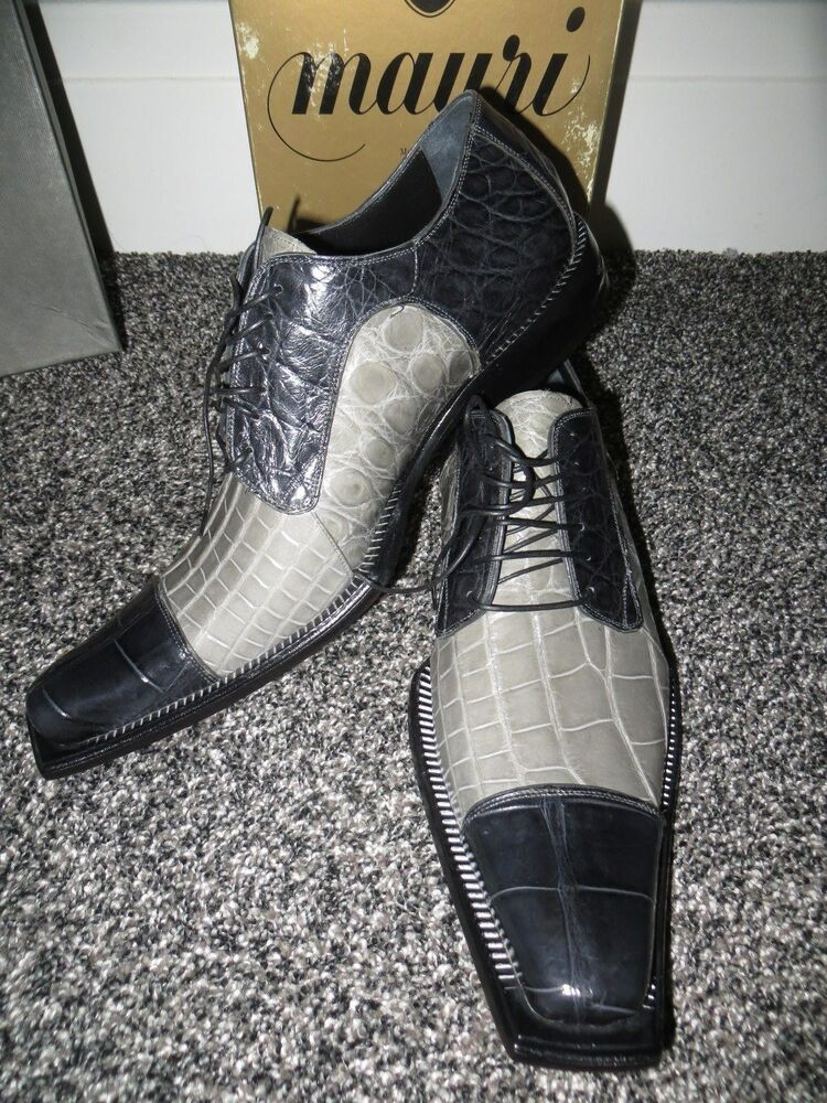 Shoes Mauri Alligator Ebay