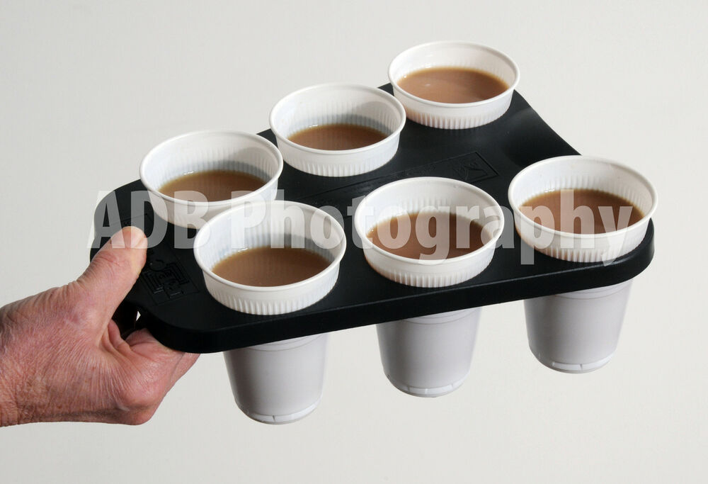 Cardboard Cup Food Fast Holder