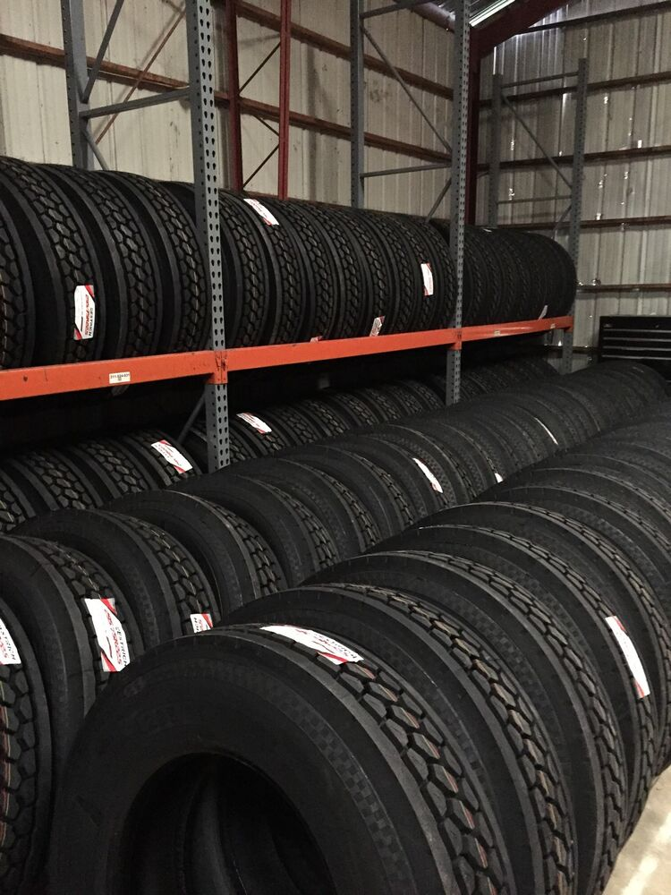 295 75r22 5 Virgin New Semi Truck Trailer Tires Ebay