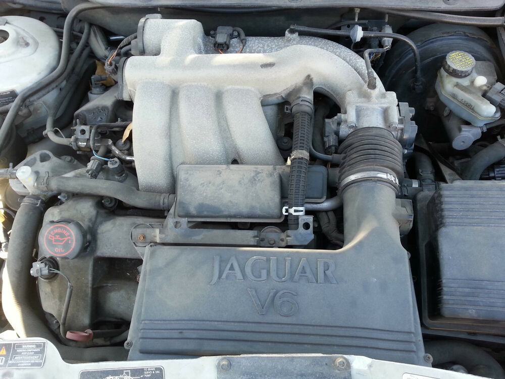 2002 Jaguar X Type Parts