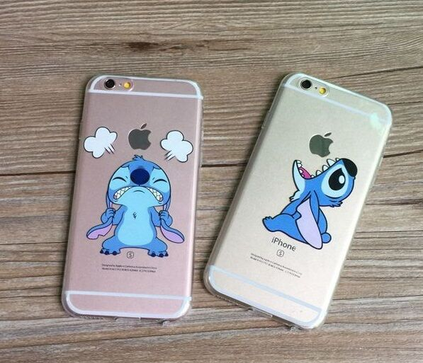 Clear Iphone Blue Cases 7