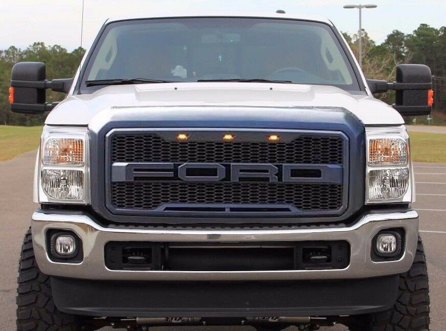 Ford 2011 Grille F 250