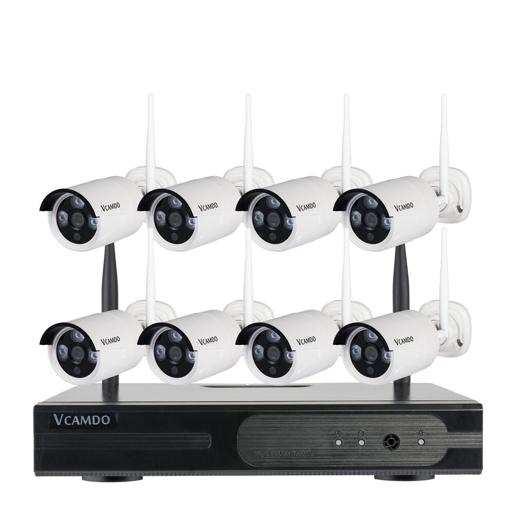 Home Security Webcams Wireless