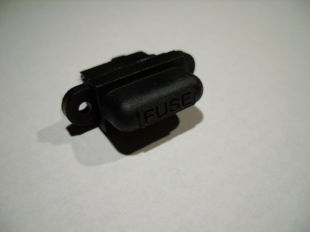 Atc Panel Mount Fuse Holder Water Resistant Quick Connect
