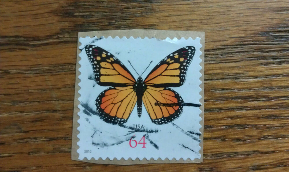 Butterfly Postage Stamp 2013 Equivalent