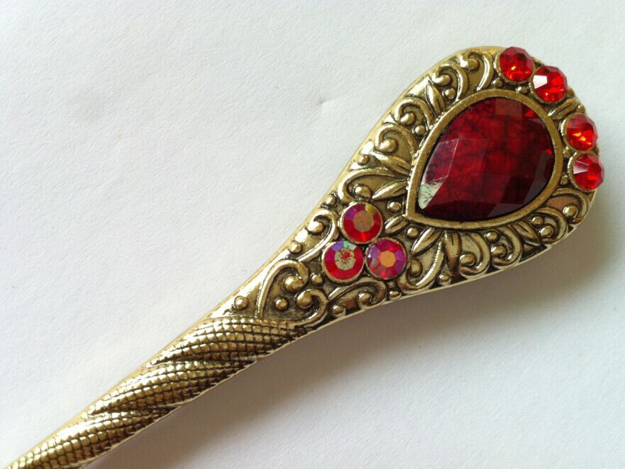 Free shipping antique hair sticks, Japanese Chinese style ...