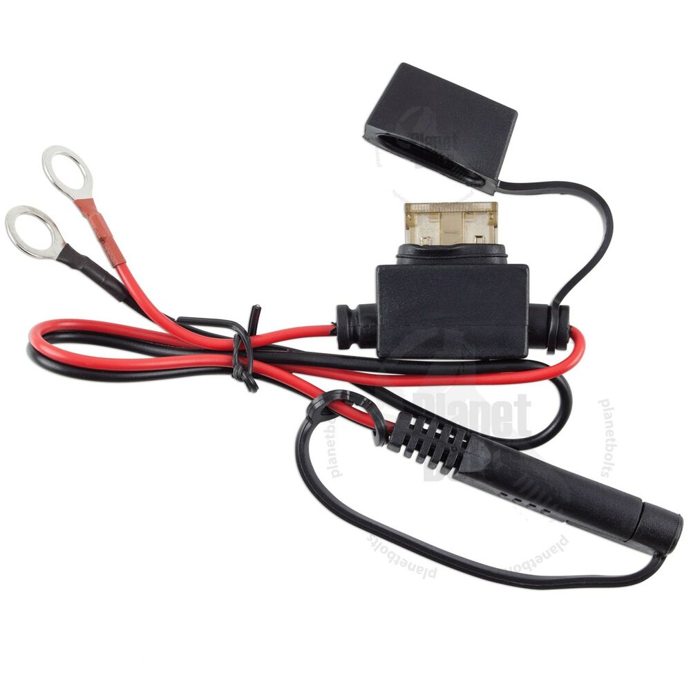 Battery Tender Motorcycle Connector