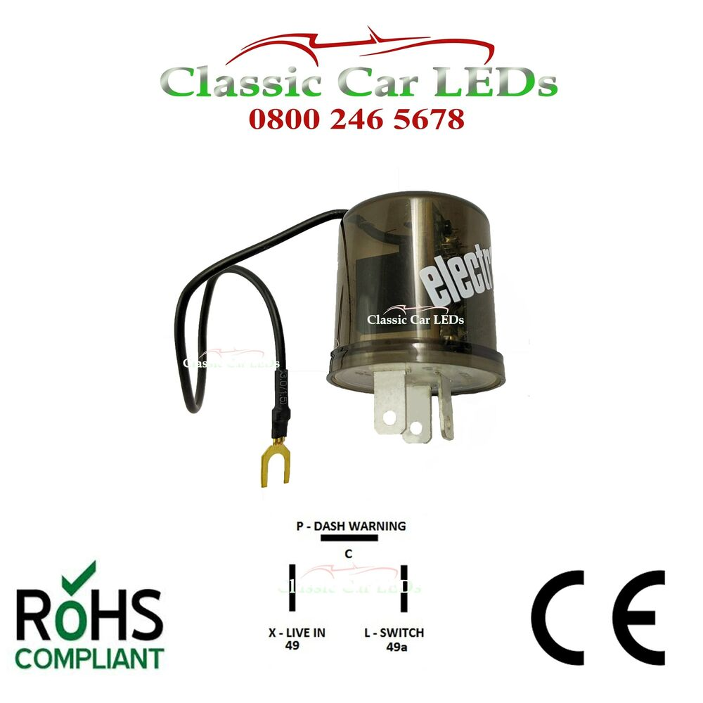 Volt Electronic Flasher 6