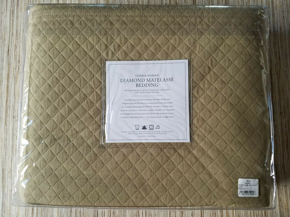 Quilts And Coverlets Restoration Hardware