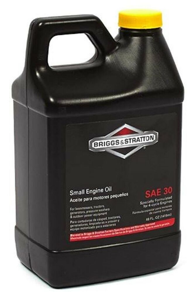 Sae 30 4 Cycle Small Engine Oil
