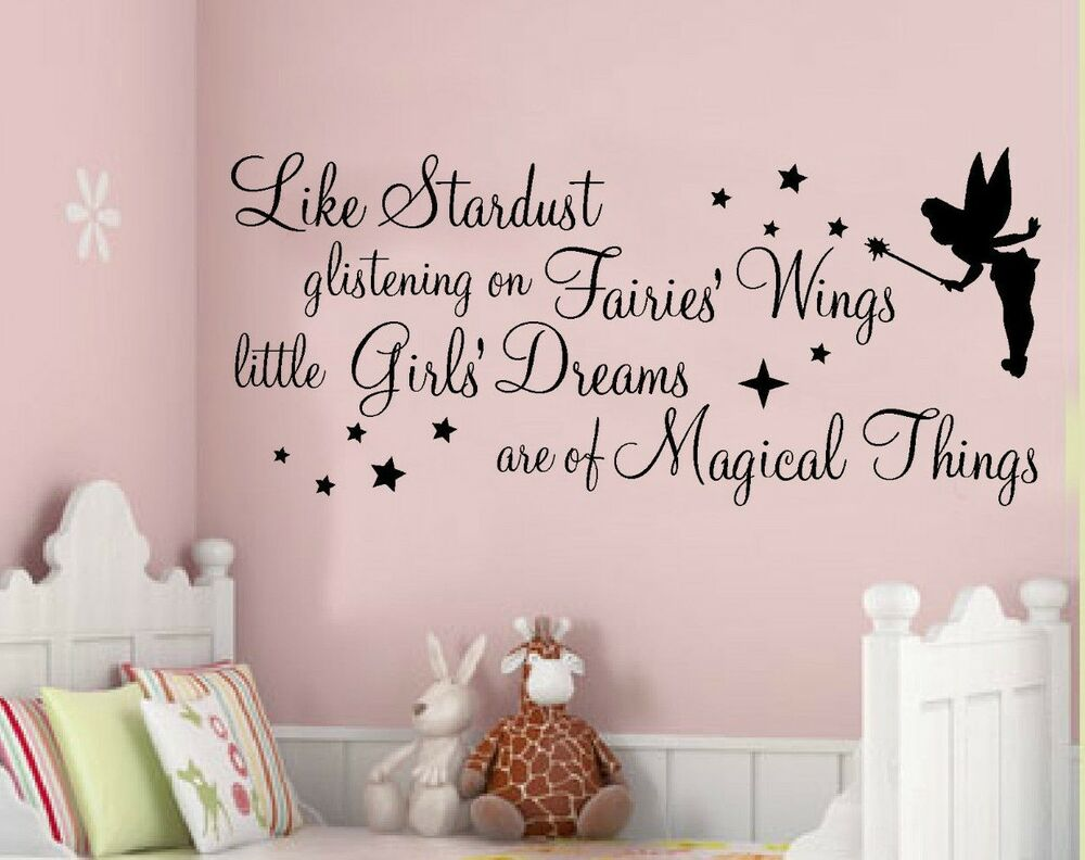 Quotes Bedroom Wall